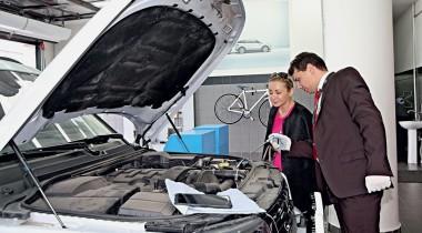 Воплощение ценностей: как устроен сервис Jaguar Land Rover
