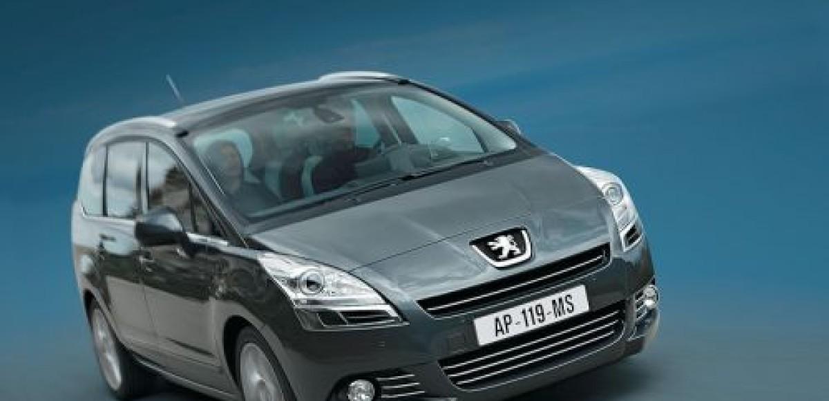 Peugeot 5008. Наверстать упущенное