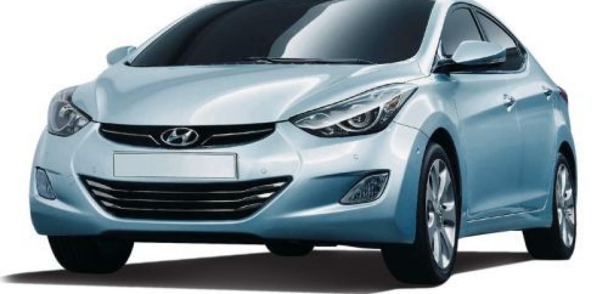 Hyundai Elantra. Двойной удар