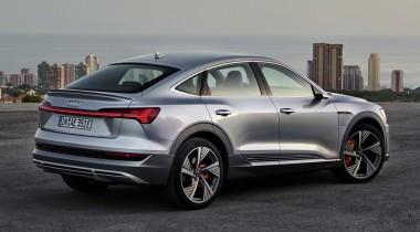 Audi привезет в Россию два электрических кроссовера