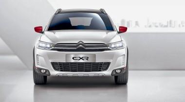 Китай, выручай! Citroen C-XR