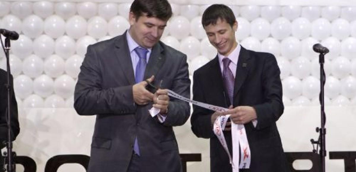 В Москве открылся новый автоцентр KIA