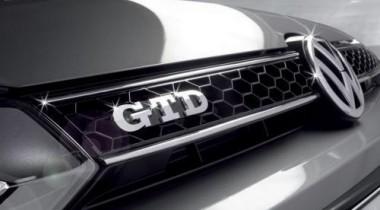 В Лейпциге представили новый VW Golf GTD
