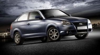 АВТОВАЗ приступил к выпуску Lada Priora Coupe