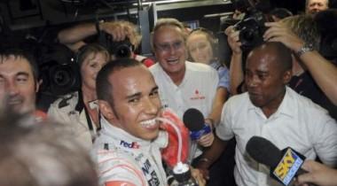 Чемпион мира в «Формуле 1» попал в ДТП