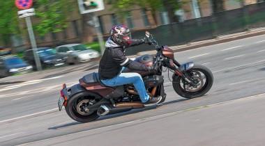 Тест Harley-Davidson FXDR 114. Прощай, железо?