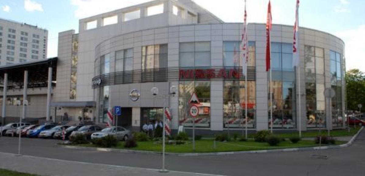 «Автомир – Nissan» признан лучшим дилером России