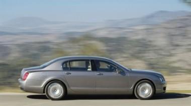 В Москве угнан Bentley за 4 млн. рублей