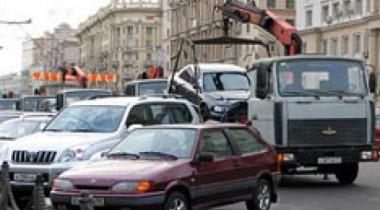 В преддверии футбольного матча Россия — Испания с Тверской эвакуируют автомобили