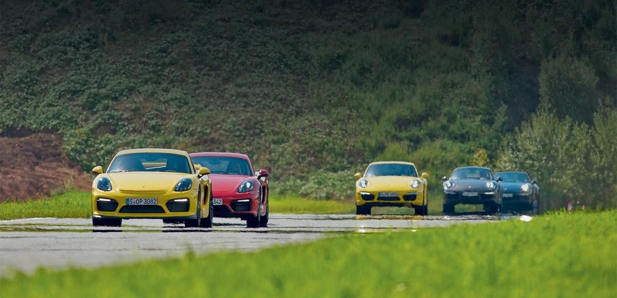 Со своей атмосферой: Porsche World Roadshow