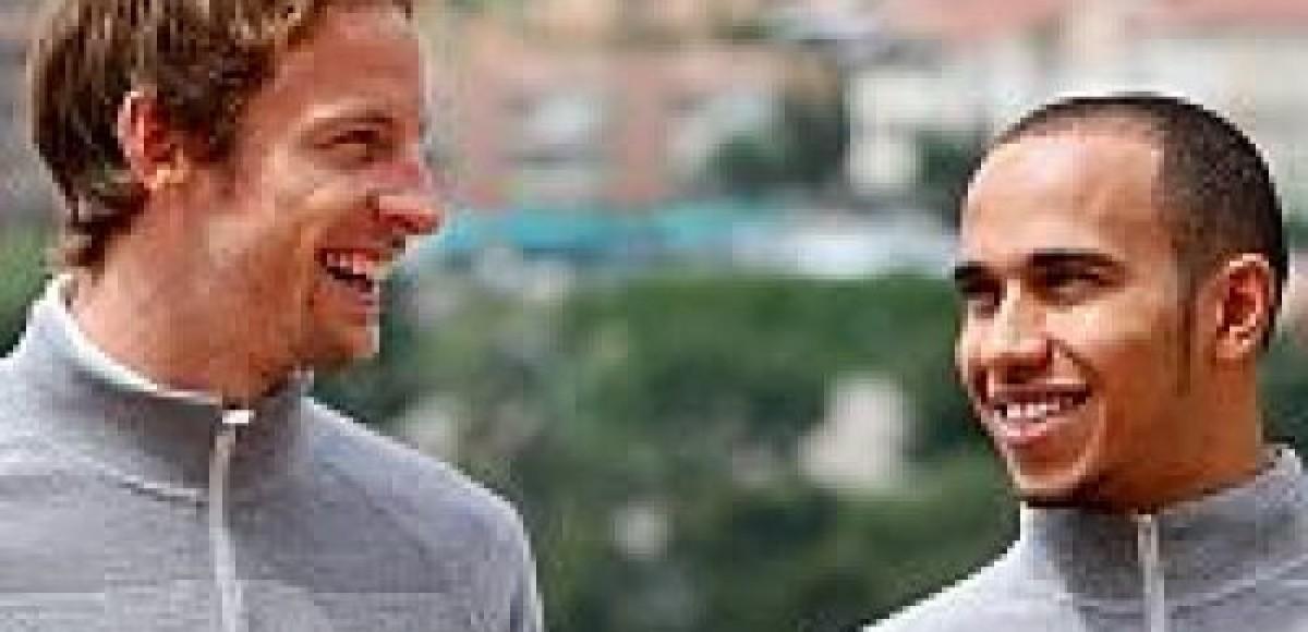 Баттон и Хэмилтон: Успех делает друзей