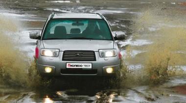 Отзывы владельцев. Subaru Forester 2,5XT
