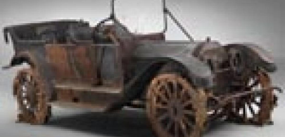 1911 Oldsmobile. $1,6 млн за груду железа