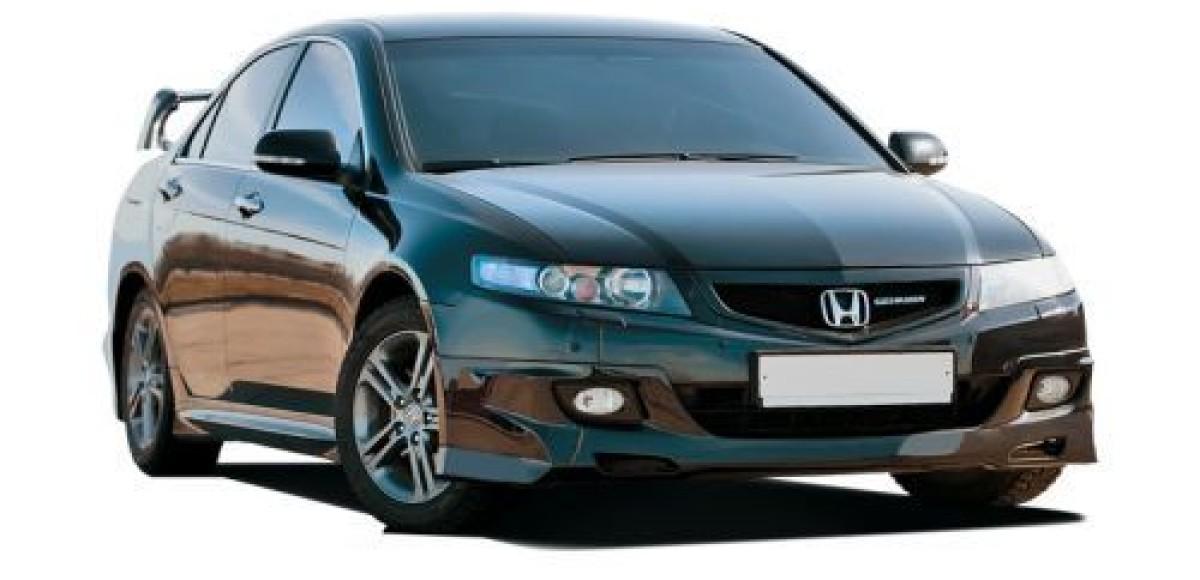 Honda Accord. Внимание – бас!