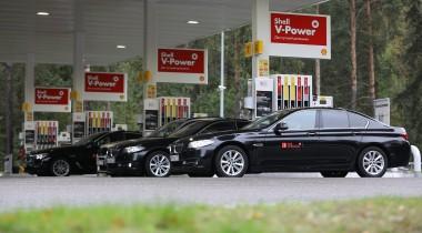 Новый дизель от Shell