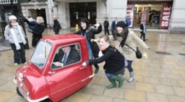 В кризис в Германии покупают один автомобиль на двоих