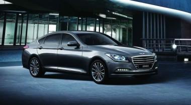 Новый Hyundai Genesis получил высшую оценку по результатам краш-теста