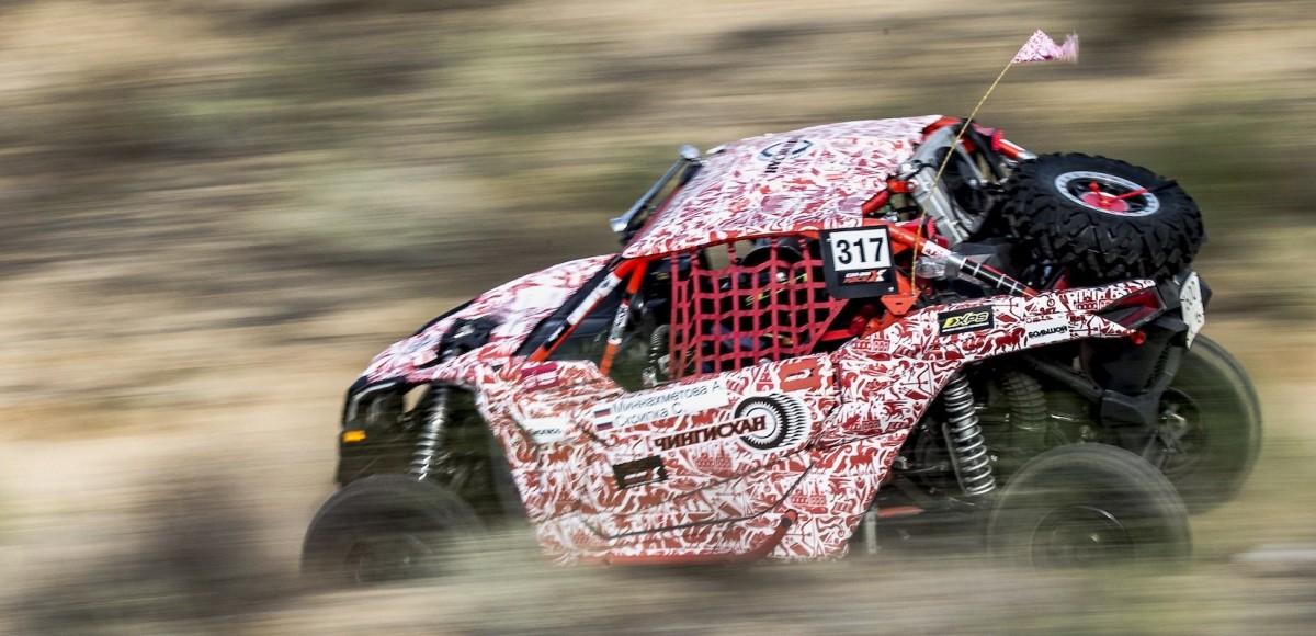 Can-Am X Race 2018: первый этап на Дону