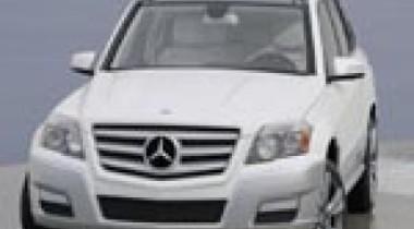 Mercedes-Benz GLK. Уже не концепт, еще не серия