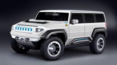 GM объявит о возрождении Hummer в ближайшее время