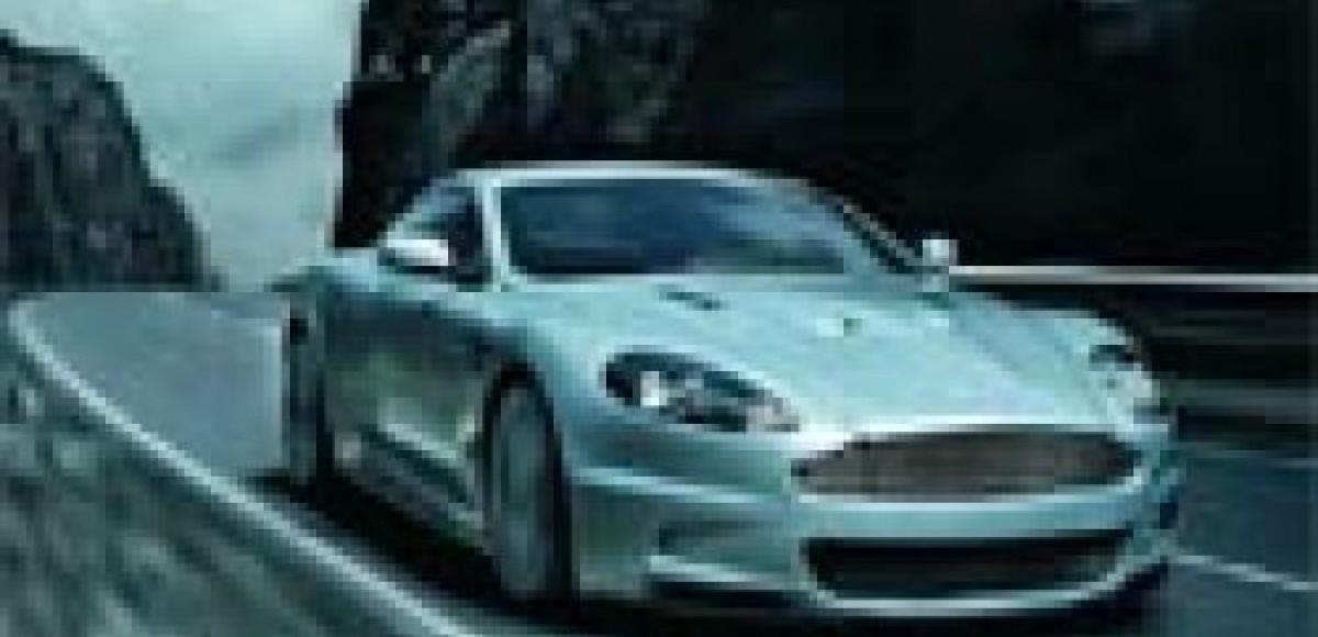 Джеймс Бонд вновь выбирает Aston Martin DBS
