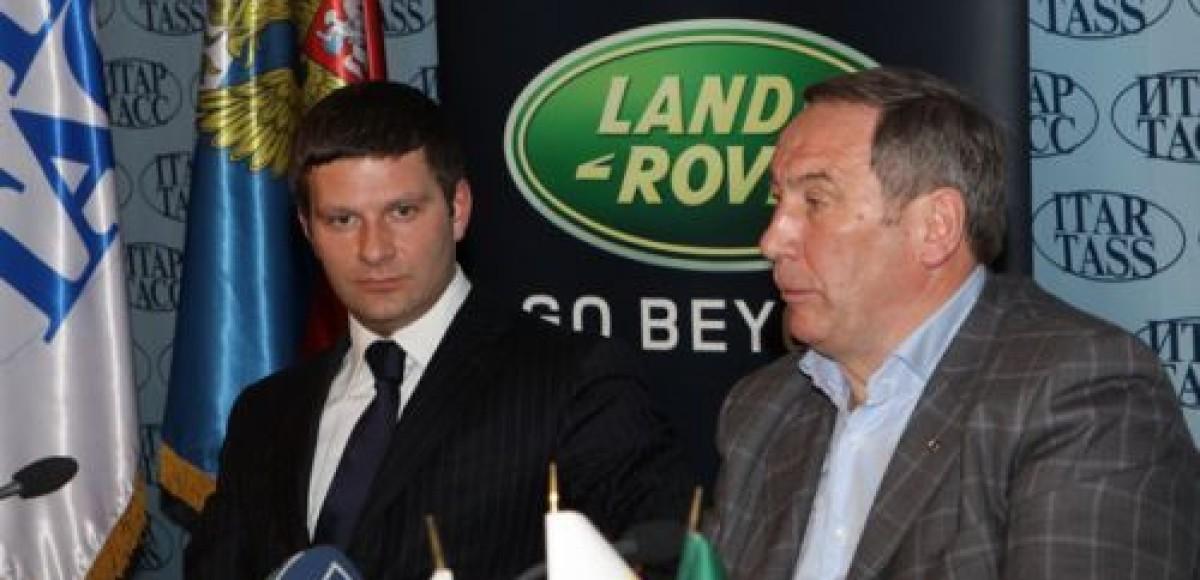 Land Rover и «Кубок Кремля». Сотрудничество продолжается