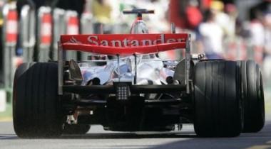 McLaren не будет использовать в Германии новый кожух двигателя