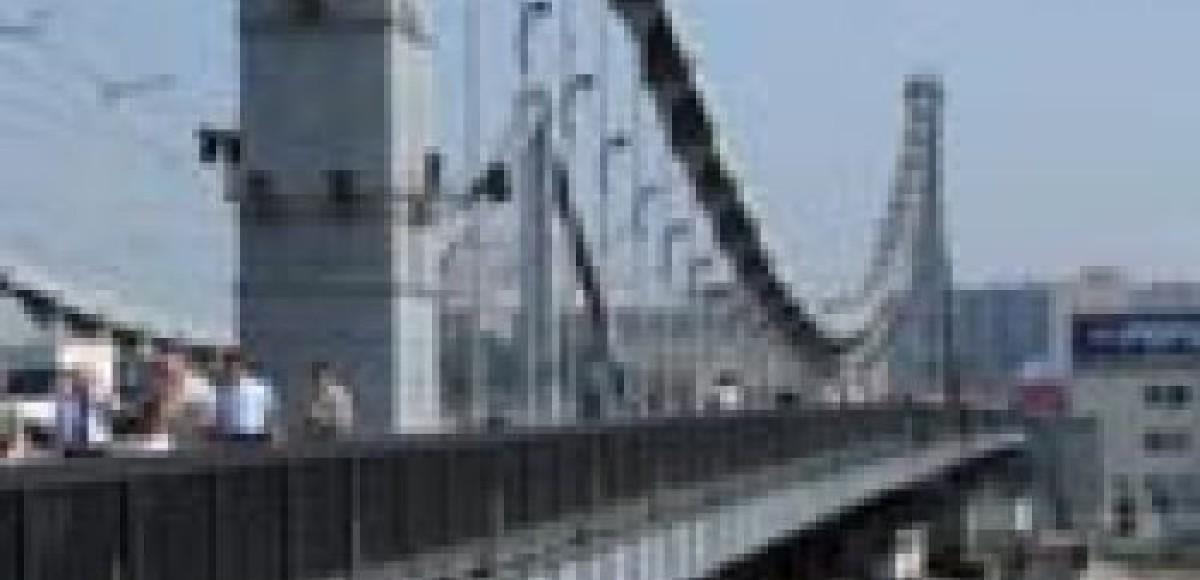 В Хабаровске украли мост