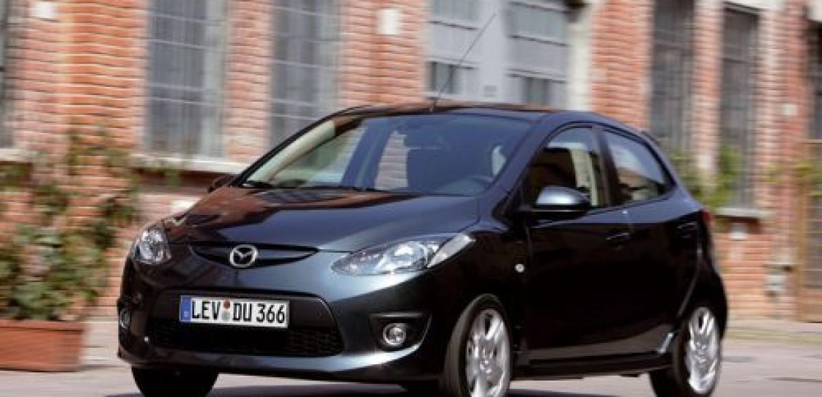 Mazda2 – всемирный автомобиль года