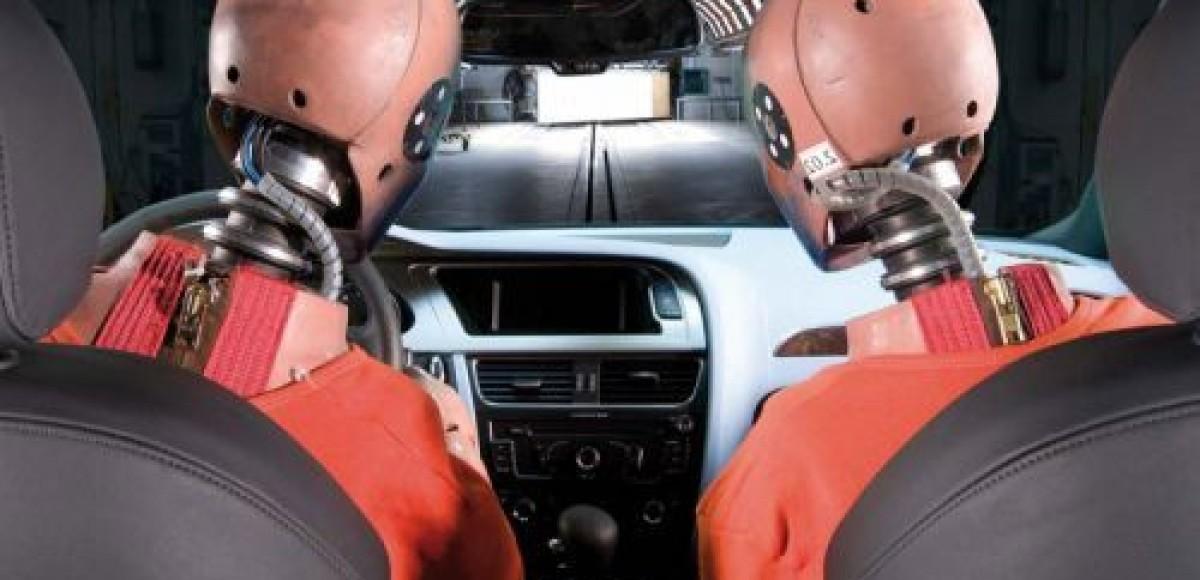 NHTSA изменила методику проведения и оценки крэш-тестов автомобилей