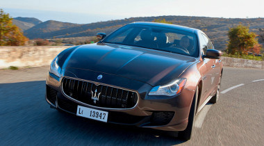 Maserati Quattroporte VI. «Вот это масына!»