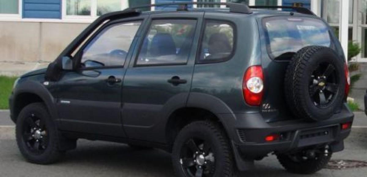 «GM-АвтоВАЗ» выпустит ограниченную серию Chevrolet Niva