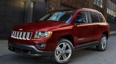 Jeep Compass – компактный SUV из Америки