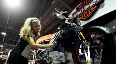 Harley-Davidson поедет на электричестве: совместно с Alta Motors компания разработает электромотоциклы