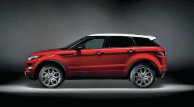 Range Rover Evoque. От трех до пяти