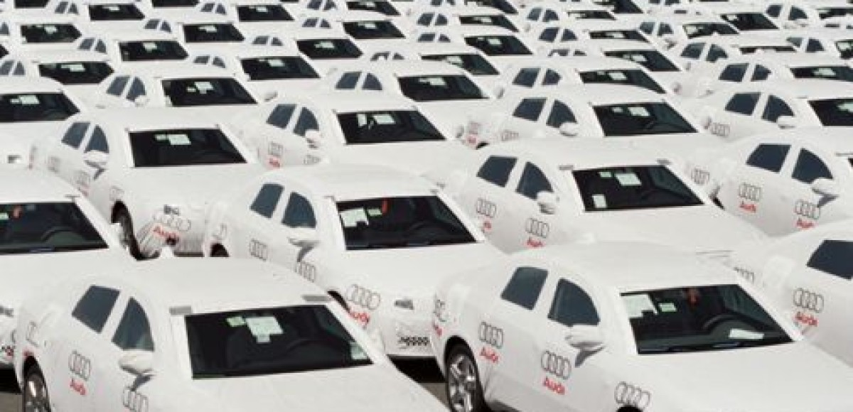 Audi Group демонстрирует уверенный рост продаж