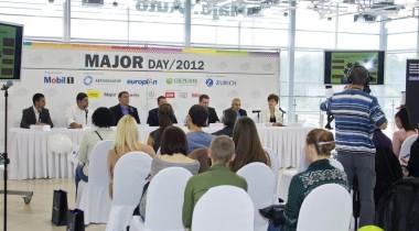 В Москве состоялся крупнейший автомобильный праздник — Major Day 2012