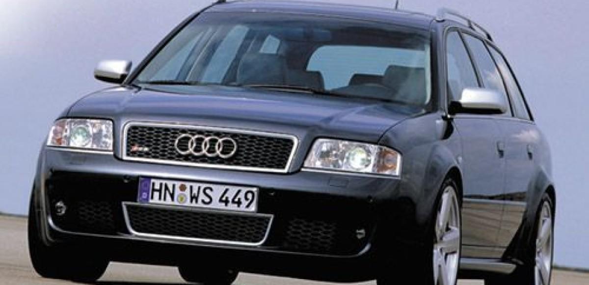 Audi RS6. По прозвищу «зверь»