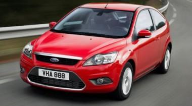 В России продан юбилейный 500-тысячный Ford Focus