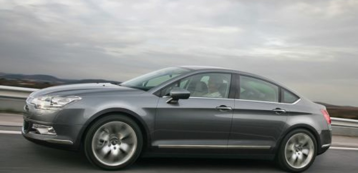 Citroёn С5 назван «Автомобилем года» в Португалии