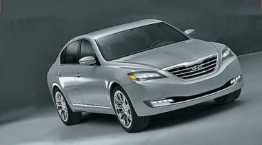 Гости «Оскара» будут ездить на Hyundai Genesis