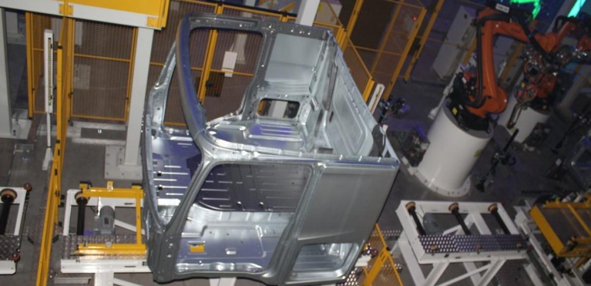 На «КАМАЗе» открыт завод по производству кабин