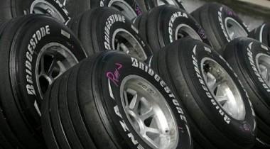 Гран-При Великобритании. Bridgestone после практики
