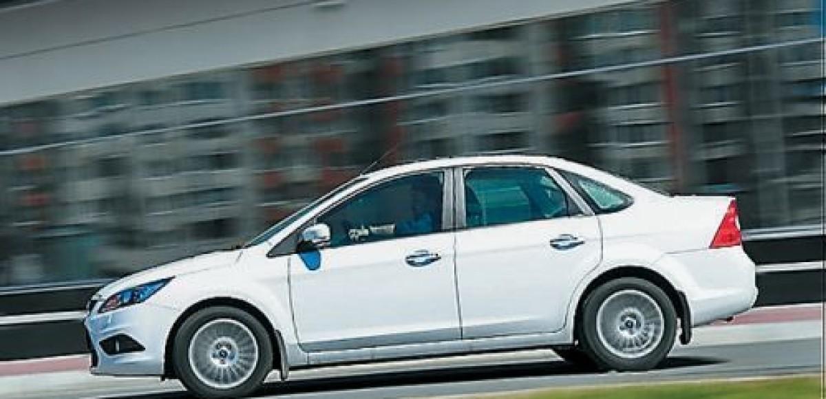 Ford Focus – самая популярная иномарка в России