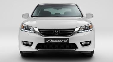 Новый Honda Accord девятого поколения