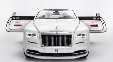 Кабриолет Rolls-Royce Dawn «вдохновился модой»