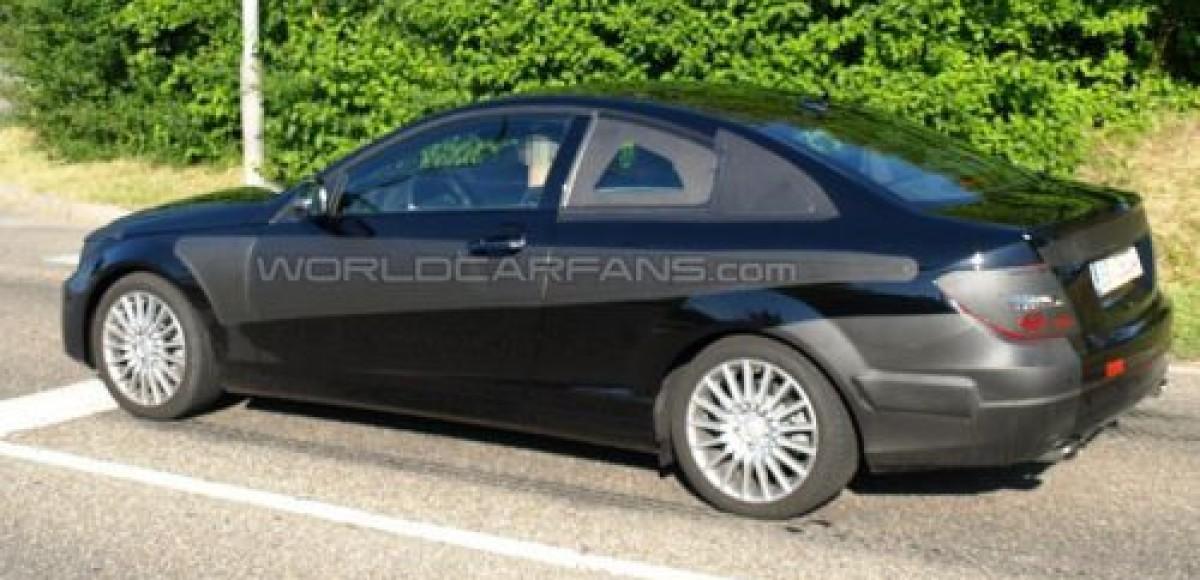 Mercedes-Benz. От шпионского фото до старта продаж