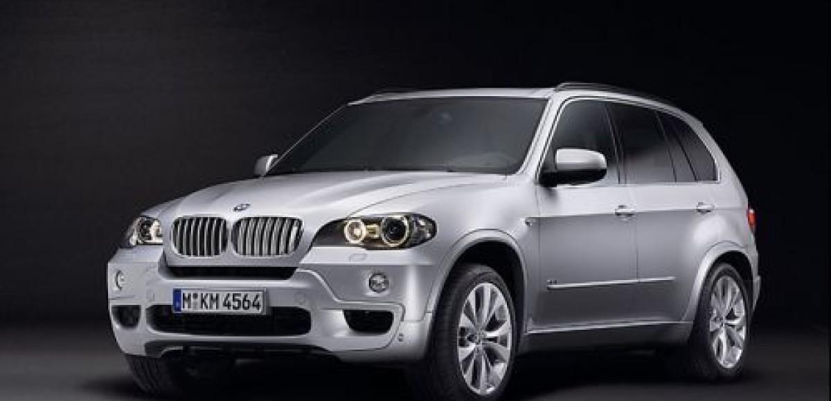 «Автокрафт», Москва. BMW X5 – предложение для смелых