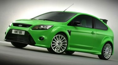 Ford Focus RS покажут в Лондоне