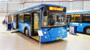 «Группа ГАЗ»: новые автобусы Москве